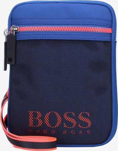 BOSS Casual Umhängetasche in blau, Produktansicht
