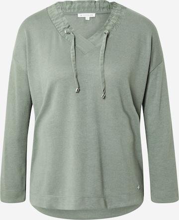 TOM TAILOR Skjorte i grønn