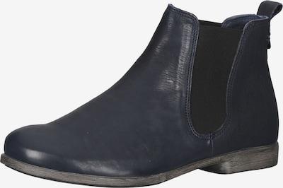 THINK! Chelsea Boots in navy, Produktansicht