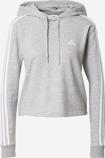 ADIDAS PERFORMANCE Sportief sweatshirt in de kleur Grijs / Wit, Productweergave