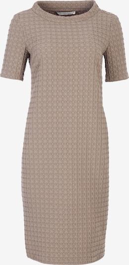 HELMIDGE Etuikleid Midi-Kleid in beige, Produktansicht