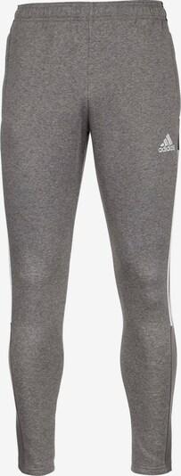 ADIDAS PERFORMANCE Sporthose 'Tiro 21' in grau / weiß, Produktansicht