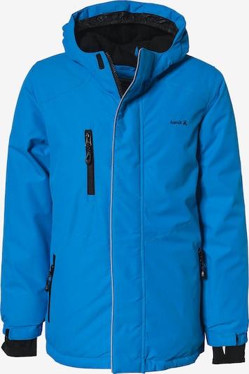 Kamik Outdoorjacke 'EDISON20' in blau, Produktansicht