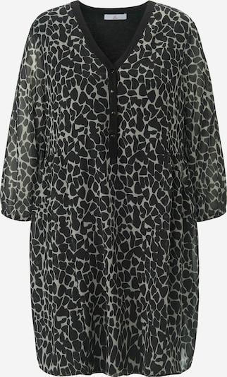 Emilia Lay Tuniek in de kleur Zwart, Productweergave