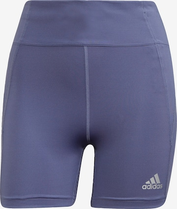 ADIDAS PERFORMANCE Shorts 'Own The Run Running' in Lila