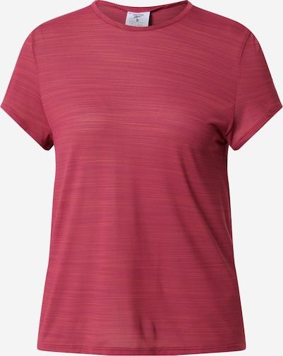 Reebok Sport Sportshirt 'WOR AC' in pastellrot, Produktansicht