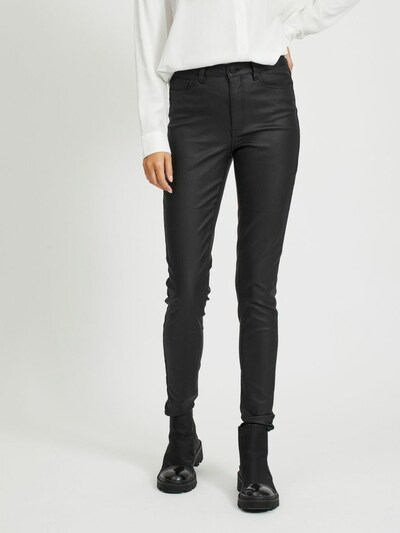 OBJECT Hose 'Belle' in schwarz, Modelansicht