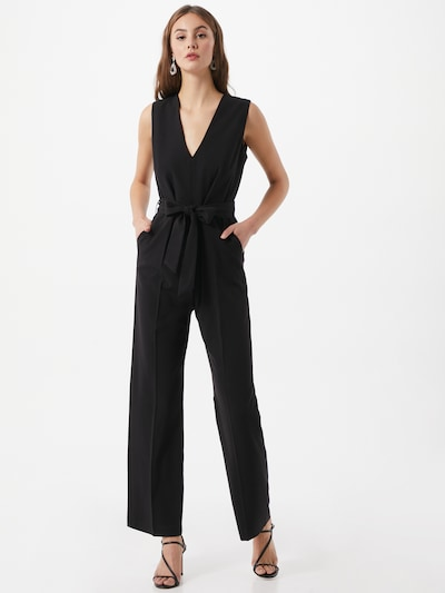 b.young Jumpsuit in schwarz, Modelansicht