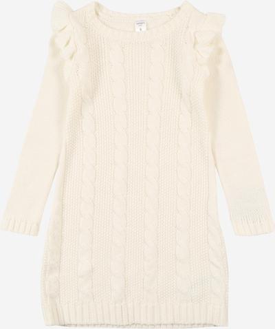 Carter's Kleid in wollweiß, Produktansicht