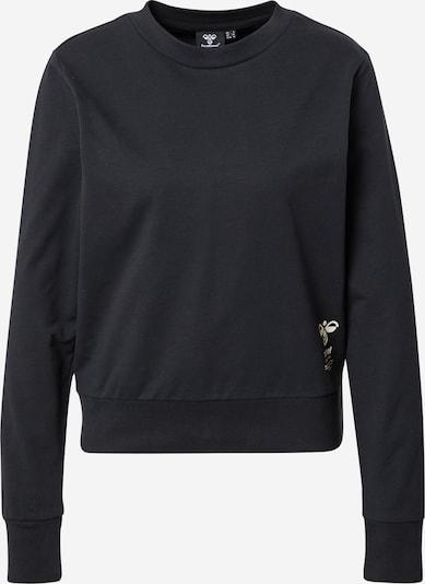 Hummel Sweatshirt 'Skylar' in schwarz / weiß, Produktansicht