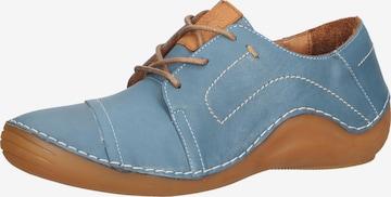 COSMOS COMFORT Sportlicher Schnürschuh in Blau