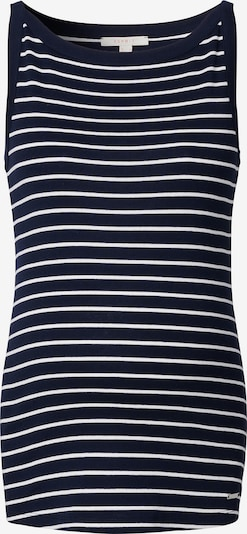 Esprit Maternity T-Shirt in blau / weiß, Produktansicht