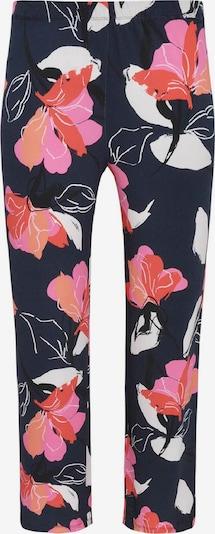 Yoek Pantalon chino en mélange de couleurs, Vue avec produit