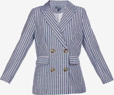 Sacou DreiMaster Vintage pe albastru royal / alb, Vizualizare produs