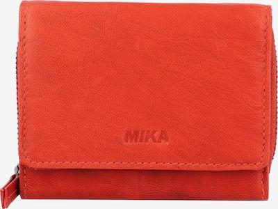 MIKA Geldbörse in rot, Produktansicht