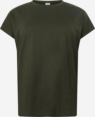 Noisy May Curve T-Krekls 'MATHILDE', krāsa - tumši zaļš, Preces skats