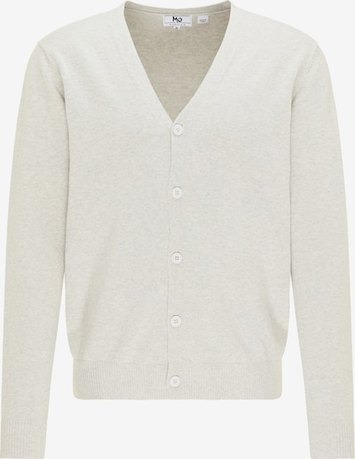 Mo ESSENTIALS Knit cardigan in off white, Item view