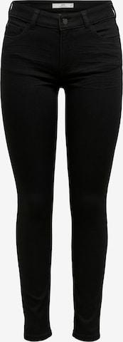 JDY Jeansy 'NIKKI' w kolorze czarny