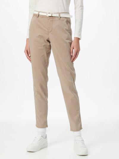 TAIFUN Hose in beige, Modelansicht