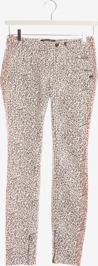 MAISON SCOTCH Jeans in 26 in grau / weiß, Produktansicht
