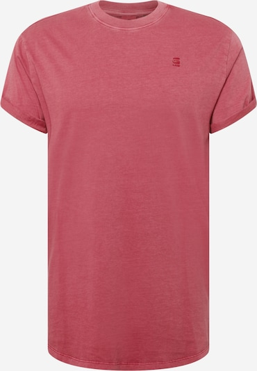 Tricou 'Lash' G-Star RAW pe roșu pastel, Vizualizare produs