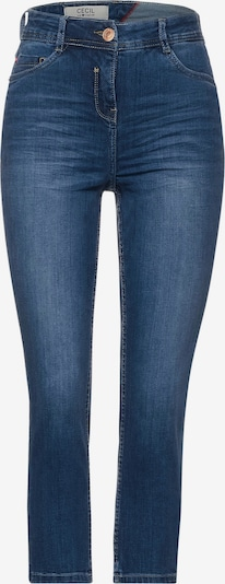 CECIL Jeans i blå denim, Produktvy
