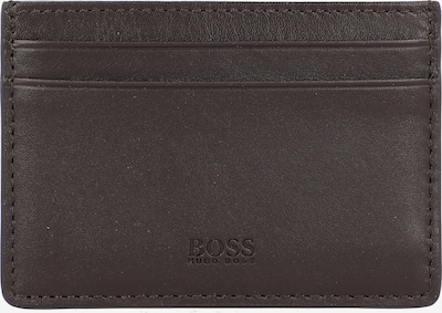 BOSS Casual Porte-monnaies en marron, Vue avec produit