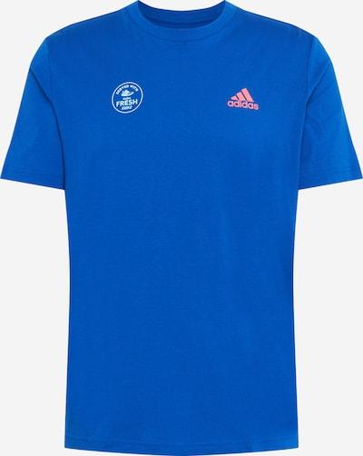 Sportiniai marškinėliai iš ADIDAS PERFORMANCE , spalva - mėlyna / mišrios spalvos, Prekių apžvalga