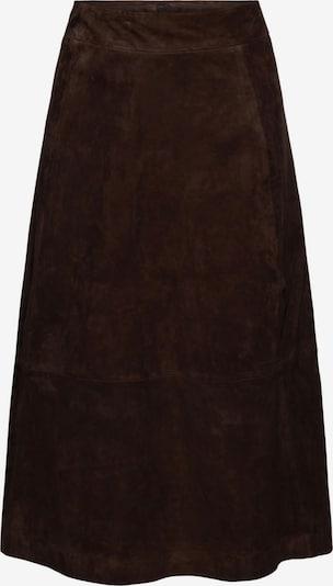 Esprit Collection Jupe en brun foncé, Vue avec produit