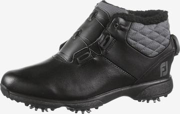 Foot Joy Athletic Shoes in Black