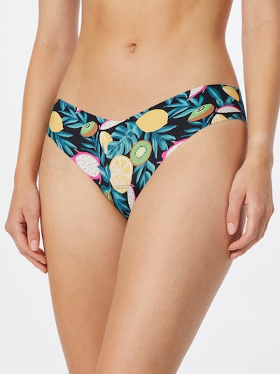 vegyes színek / fekete HOLLISTER Bikini nadrágok 'JUNE', Modell nézet