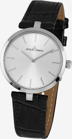 Jacques Lemans Analog Watch in Black