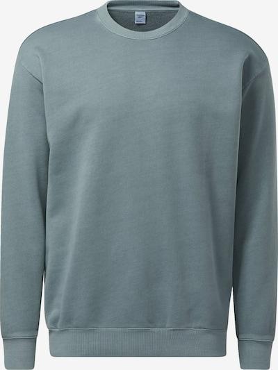 Reebok Classics Sweatshirt in petrol, Produktansicht