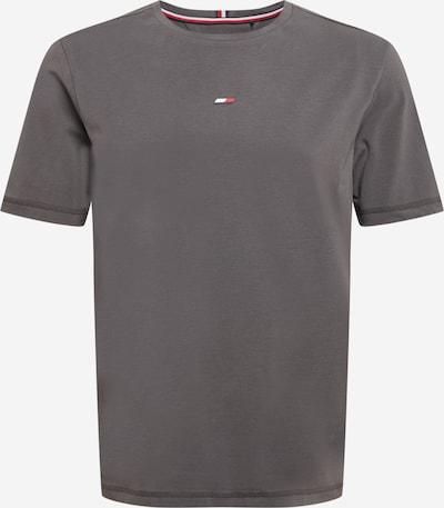 Tommy Sport Sportshirt 'MOTION' in taubenblau / hellrot / weiß, Produktansicht