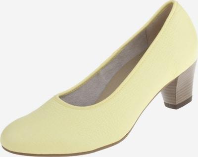 Natural Feet Pumps 'Cathrin' in gelb, Produktansicht