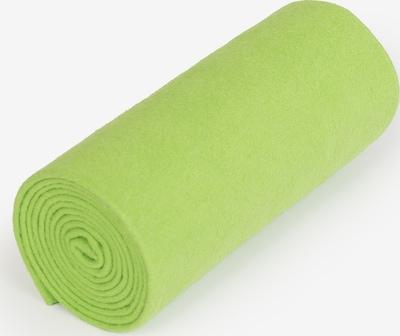 nu:ju Mikrofaser Handtuch in grün, Produktansicht