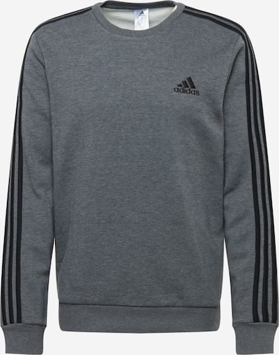 ADIDAS PERFORMANCE Sweat de sport en gris / noir, Vue avec produit