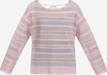 myMo at night Sweater in Pink