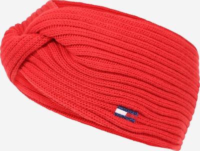 Tommy Jeans Opaska na czoło w kolorze pomarańczowo-czerwonym, Podgląd produktu