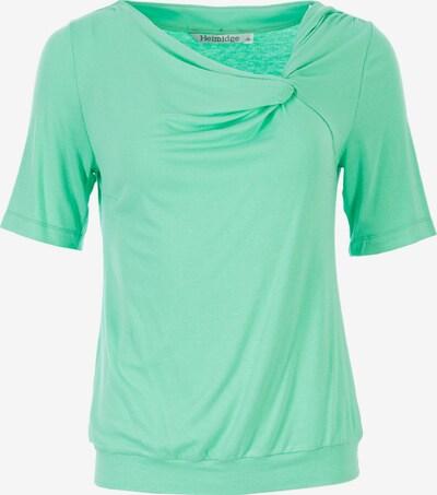 HELMIDGE Shirt in de kleur Lichtgroen, Productweergave