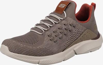 SKECHERS Sneaker 'Ingram Streetway' in taupe / dunkelorange, Produktansicht