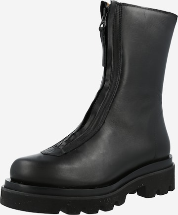 Toral Ankle Boots in Black