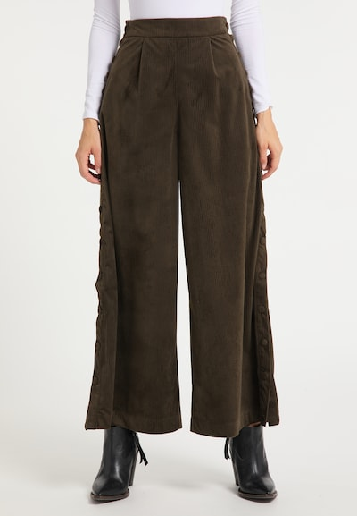 IZIA Trousers in olive, View model