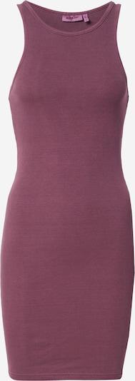 WEEKDAY Mekko 'Stella' värissä burgundin punainen, Tuotenäkymä