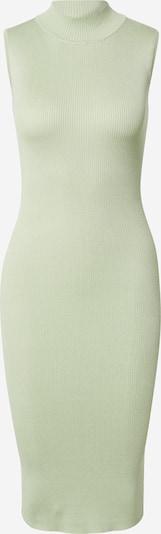 Missguided Robes en maille en vert pastel, Vue avec produit