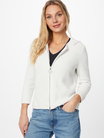 Geacă tricotată 'Sitinary' HUGO pe alb, Vizualizare model
