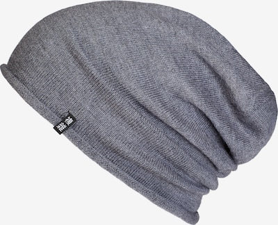 Enter the Complex Beanie 'Slouch I' in grau, Produktansicht