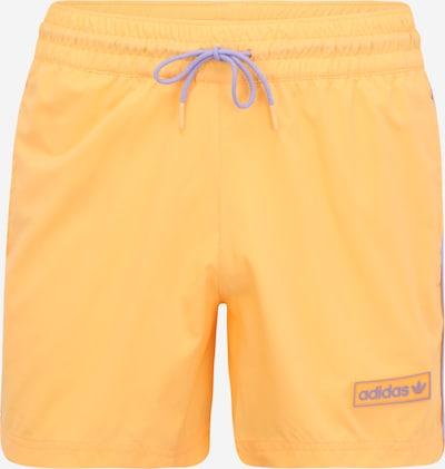 ADIDAS ORIGINALS Badehose in orange, Produktansicht