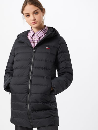LEVI'S Winter coat in black, View model