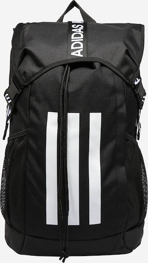 ADIDAS PERFORMANCE Sportski ruksak '4ATHLTS' u crna / bijela, Pregled proizvoda